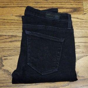 AG Adriano Goldschmeid Black Skinny Jeans